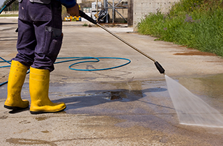 Pressure Washing | ServAll Commercial Cleaning | Memphis, TN | (901) 387-7516